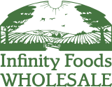 Infinity Foods Wholesale - Organic, Natural, Gluten-free, GM free and Fairtrade food