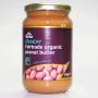 Organic Fair Trade Peanut Butter Crunchy Salted