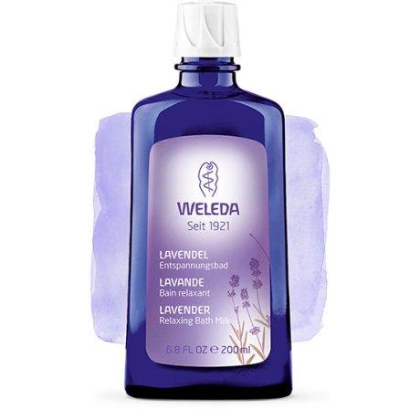 Lavender Relaxing Bath Milk (single)
