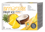 Pineapple Coconut Ice