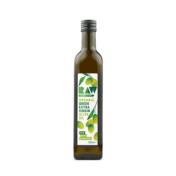 Organic Raw Greek e v  - Olive oil : Infinity Foods Wholesale