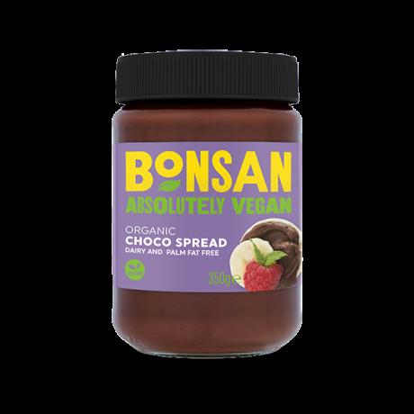 Organic Plain Choco Spread - no palm oil