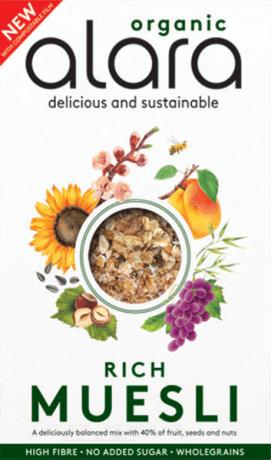 Organic Rich Muesli