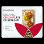 Organic Rye Crispbread