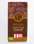 Organic Dark Caramel Crunch with Sea Salt Chocolate 55%