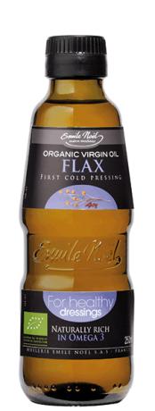 Organic Flax Oil