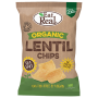 Organic Lentil Chips Salted