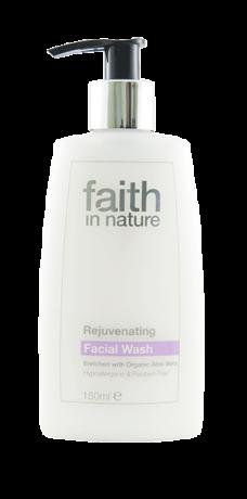 Rejuvenating Facial Wash