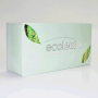 Ecoleaf Facial Tissues - boxed