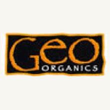 Geo Organics  plastic jar