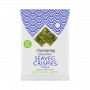 Organic Orig Seaveg Crispies - no tray - toasted nori snack