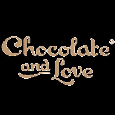 Chocolate and Love Gift Tins 30x5.5g bars