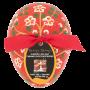 Organic Small Easter Egg - Almond & Sea Salt Caramel