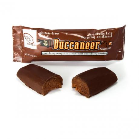 Buccaneer -  Chocolate Nougat Bar - gluten-free