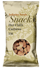 Hot Chilli Cashews