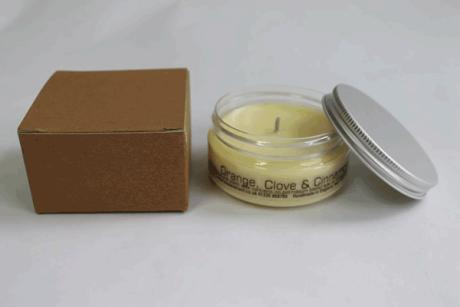 Orange & Clove Travel/Kitchen Candles