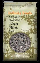 Organic Toasted Wheat Flakes