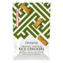 Organic Rice Crackers - Olive Oil
