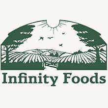 Infinity Prepacked Organic Savoury Snacks