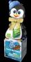 Organic Bow Tie Penguin Fair Trade Box Alt to Milk Choc