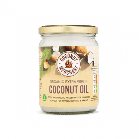 Organic Raw Coconut Oil - extra virgin - glass