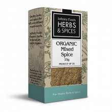 Organic Mixed Spice