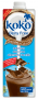 Chocolate Coconut alternative to milk + Calcium - lge