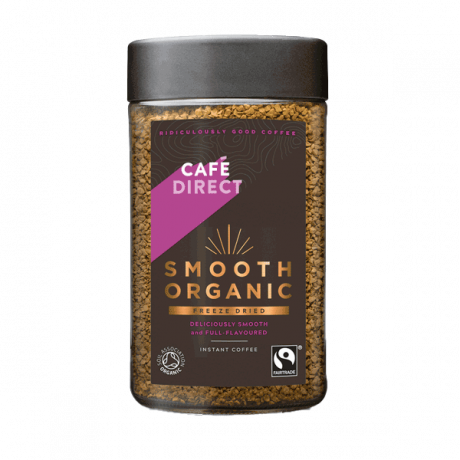 Organic Instant Smooth Blend Freeze Dried Coffee - 3