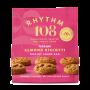 Organic Ooh-La-La Almond Biscotti sharing Tea Biscuits