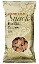 Hot Chilli Cashews
