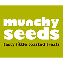 Munchy Seeds individual packet display box
