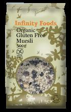 Organic Gluten-free Muesli - Original