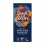 Organic Dominican Extra Dark Choc Bar - 72%