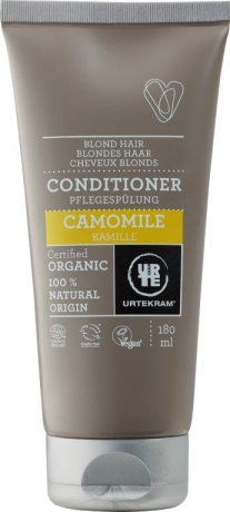 Organic Conditioner - Camomile - blond hair