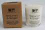 Redcurrant & Ginger Votive 9cl Candle
