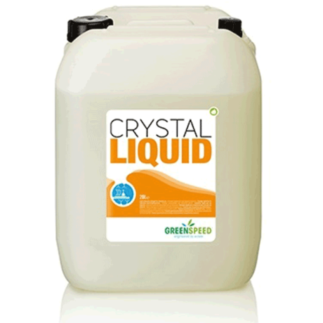 Crystal Liquid - Concentrated Dishwasher Machine Liquid