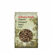 Organic Chopped Dates