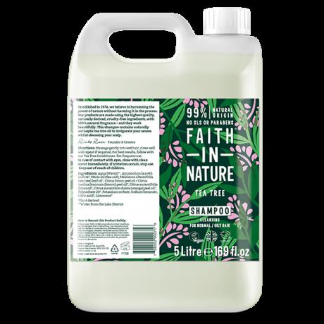 Bulk Tea Tree Shampoo - New!
