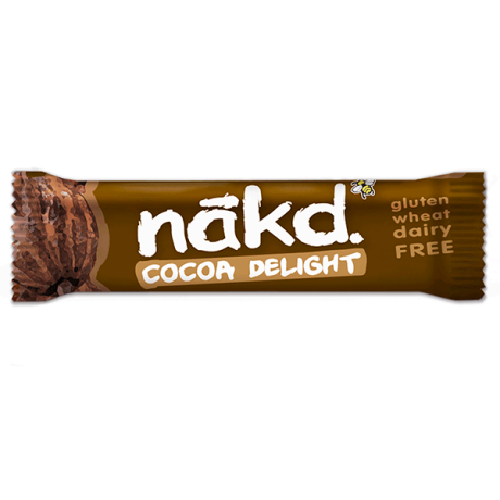 Cocoa Delight Raw Wholefood Bar