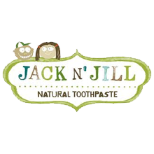 Jack N'Jill biodegradable toothbrushes for kids