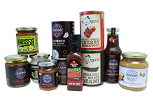 Sauces, Fruit and Vegetable Products (including Mushrooms)