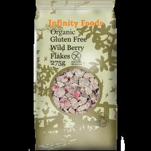 Organic Wild Berry Flakes - gluten-free