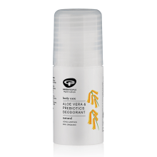 Organic Aloe Vera Roll-On Deodorant