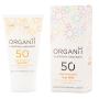 Organic SPF50 Sun Cream