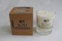 Tea Tree & Geranium 20cl Aromapot Candle - single