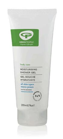 Organic Moisturising Shower Gel