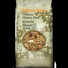 Organic Gluten-free Granola Muesli