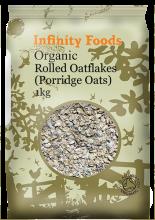 Organic Rolled Oatflakes