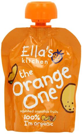 Organic The Orange One - Smoothie Fruit - multi