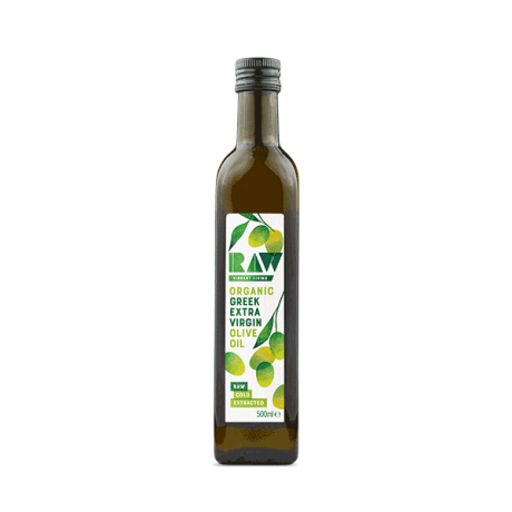 Organic Raw Greek e.v. - Olive oil